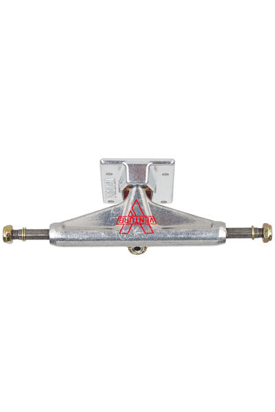 "Venture Trucks V-Lights Polished Low 5.0"" Achse (silver)"