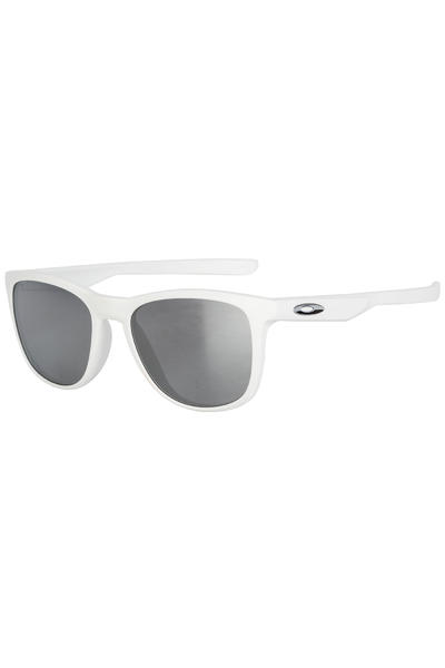 Oakley Trillbe X Sunglasses (matte white chrome iridium)