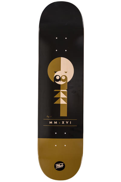 "MOB Skateboards Eulen 8"" Deck (black)"