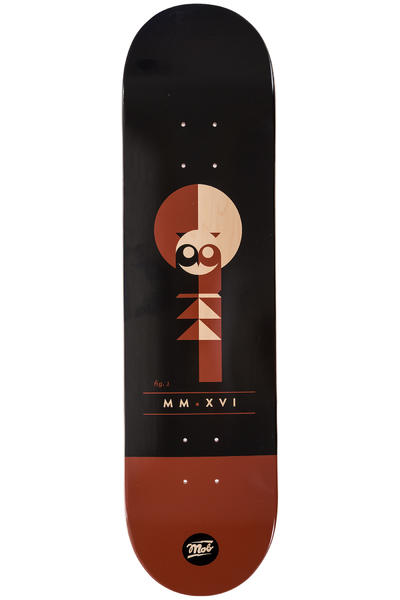 "MOB Skateboards Eulen 8.125"" Deck (black)"