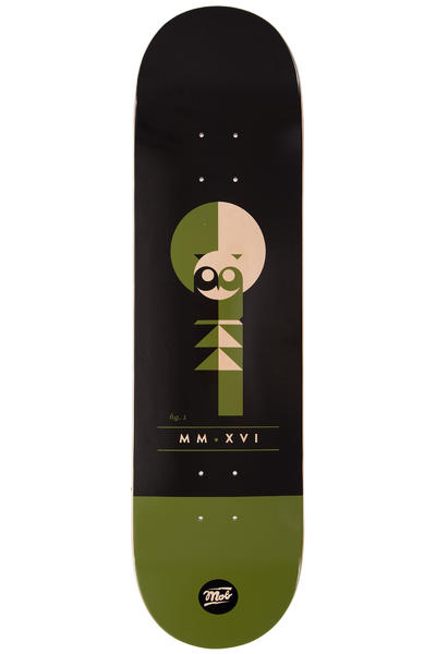 "MOB Skateboards Eulen 8.25"" Deck (black)"
