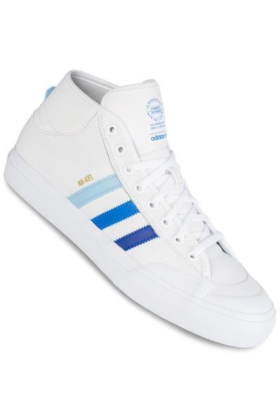 adidas Matchcourt Mid Shoe (white white)