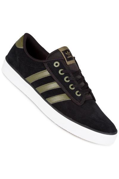 adidas Kiel Shoe (black olive)
