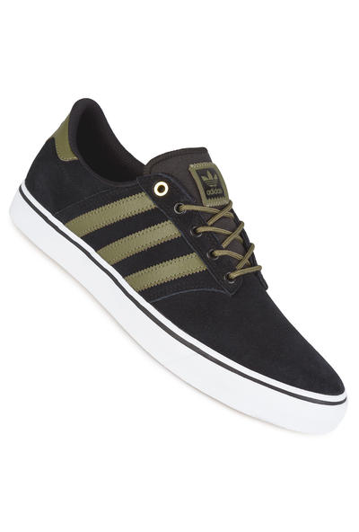 adidas Seeley Premiere Shoe (black olive)