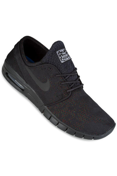 Nike SB Stefan Janoski Max Premium Shoe (black black photo blue white)