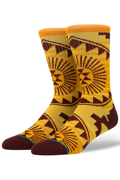 Stance Sundrop 2 Calcetines US 6-12 (orange)
