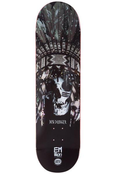 """EMillion x SK8DLX Dillinger 8.25"""" Deck"""