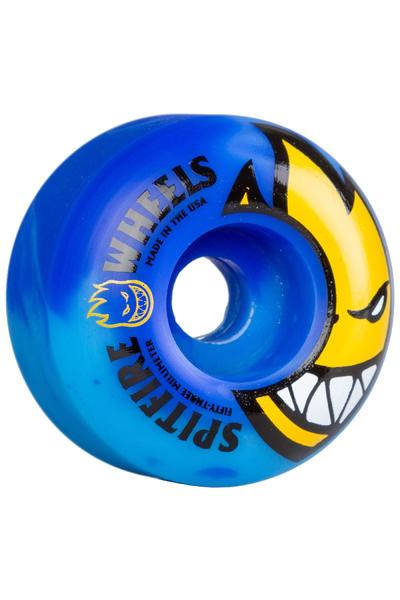 Spitfire Bighead Code Swirls 53mm Rollen (blue) 4er Pack