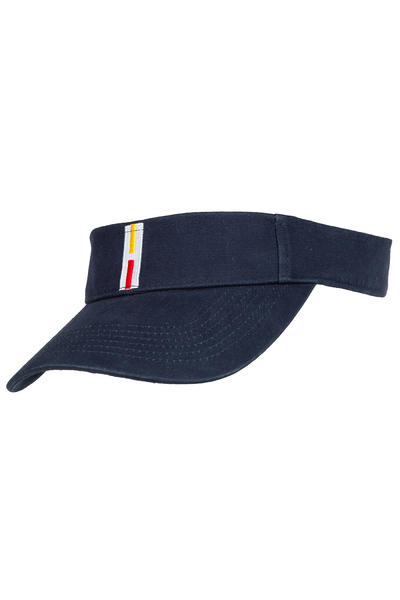 Hélas H Visor Cap (navy)