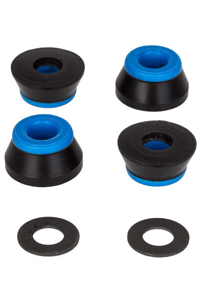 Bones 81A Hardcore-Soft Lenkgummi inkl. Washer (black blue)