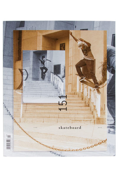 The Skateboard Mag Oktober 2016 Revista