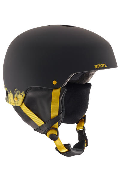 Anon Striker Snow-Helmet (grunge black)