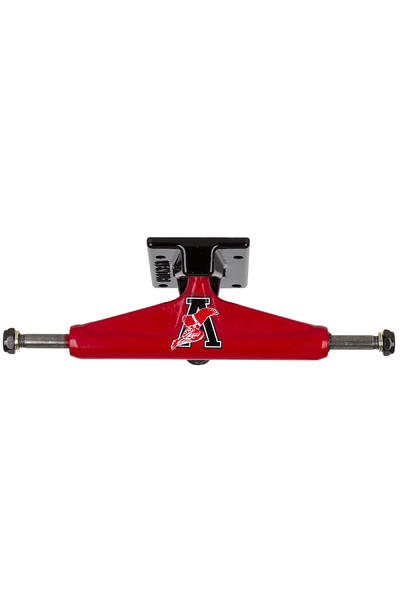 "Venture Trucks Color Field Low 5.25"" Achse (red gloss black)"