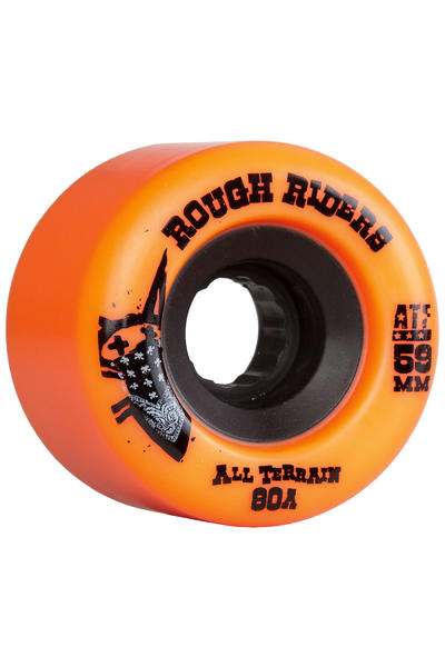 Bones ATFormula Rough Rider 59mm Rollen (orange) 4er Pack