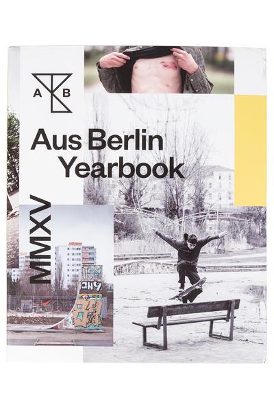 Buch div. Aus Berlin Yearbook 2015 Book