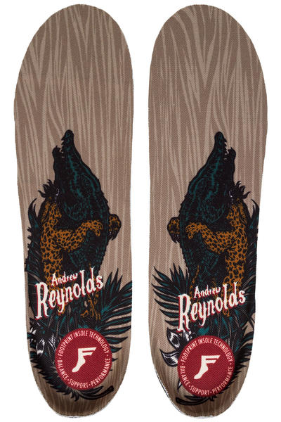 Footprint Reynolds King Foam Elite Insole (multi)