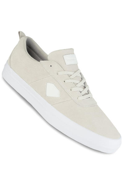 Diamond Icon Suede Chaussure (white)