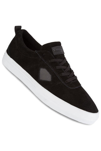 Diamond Icon Suede Chaussure (black)