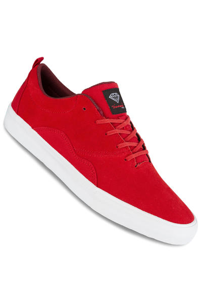 Diamond Lafayette Suede Chaussure (red)