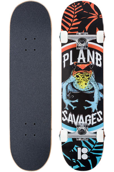 "Plan B Team Savages 7.75"" Komplettboard"