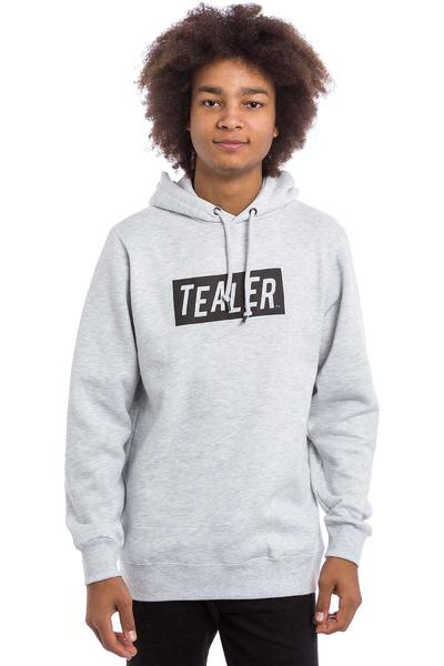 Tealer Logobox Hoodie (heather grey)
