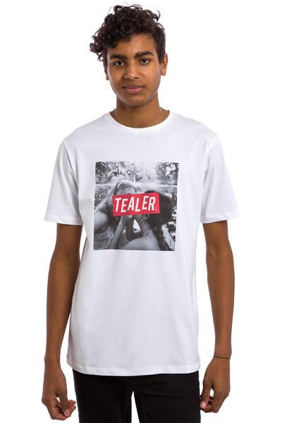Tealer Souflette T-Shirt (white)