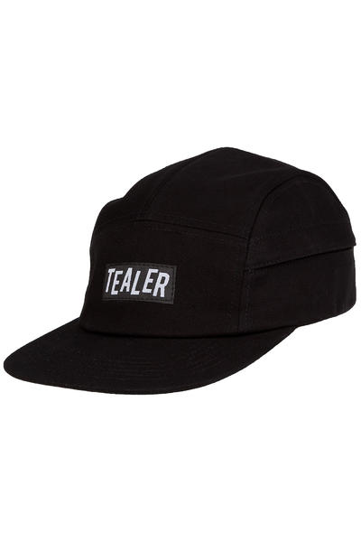 Tealer Pocket 5 Panel Cap (black)