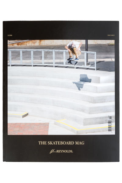 The Skateboard Mag November 2016 Revista