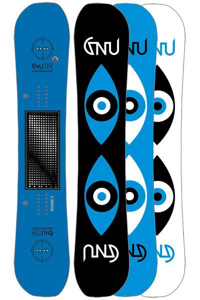 Gnu Space Case Asym 153cm Snowboard 2016/17