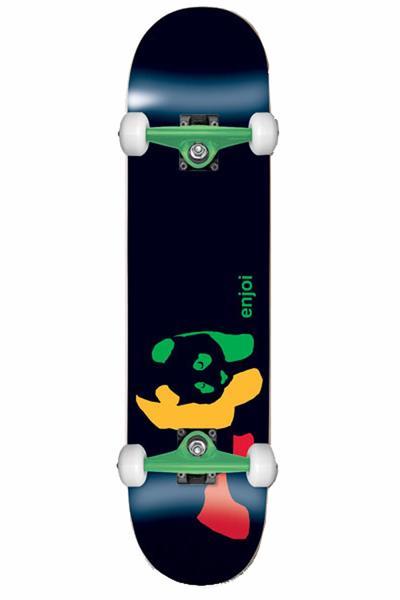 "Enjoi Rasta Panda 7.5"" Komplettboard"