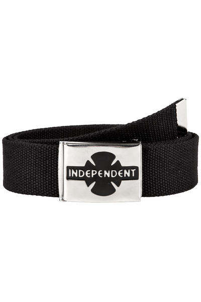 Independent Clipped Cinturón (black)