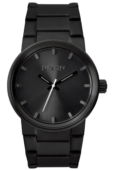 Nixon The Cannon Uhr (all black)