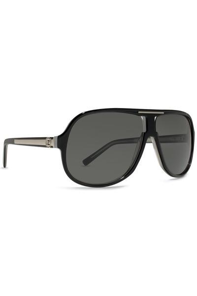VonZipper Hoss Sunglasses (black gloss vintage grey)