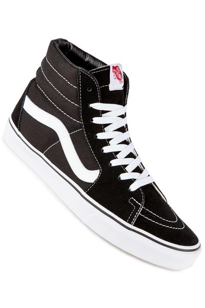 Vans Sk8-Hi Shoe (black black white)