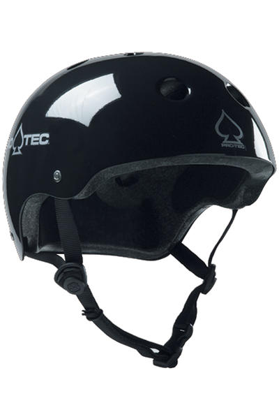 PRO-TEC The Classic Casco (gloss black)