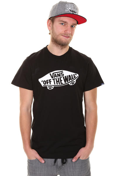 Vans OTW T-Shirt (black white)
