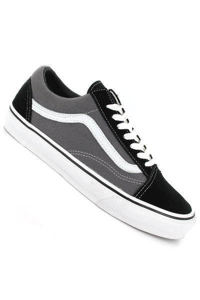 Vans Old Skool Shoe (black pewter)