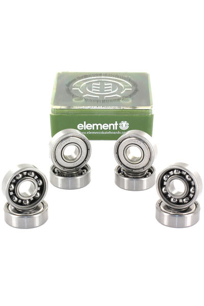 Element Thriftwood ABEC 3 Bearing (silver)