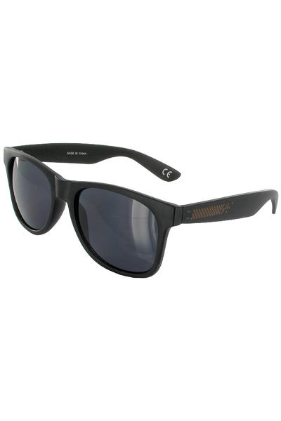 Vans Spicoli 4 Shades Sunglasses (black frosted translucent)