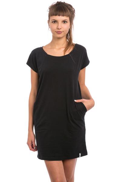 Cleptomanicx Organicx Vestido women (black)