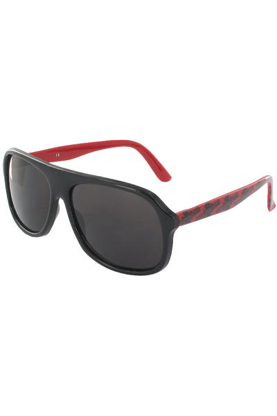 Independent Foolin Sunglasses (black red)
