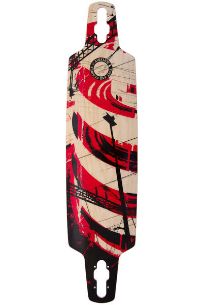 """Airflow Fast and Furious 37.8"""" (96cm) Longboard Deck"""