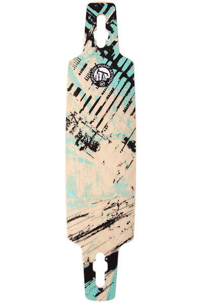 "Airflow Pump Action 39.4"" (100cm) Longboard Deck"
