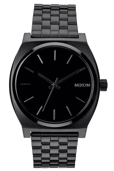 Nixon The Time Teller Uhr (all black)