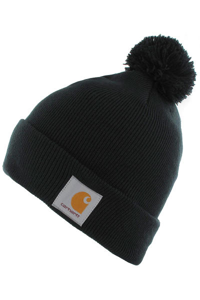Carhartt WIP Bobble Watch Beanie (black)