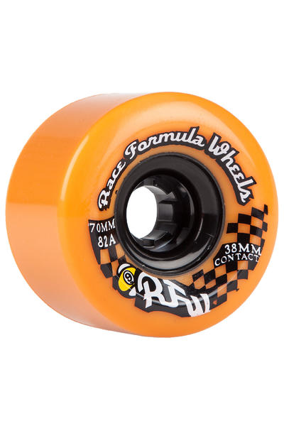 Sector 9 Race Formula 70mm 82A CS Rollen (orange) 4er Pack