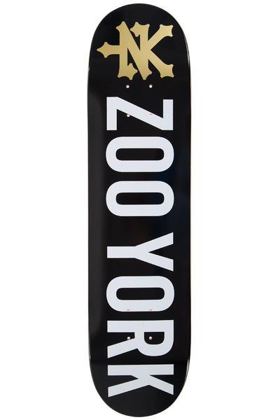 "Zoo York Photo Incentive 7.75"" Deck (black)"