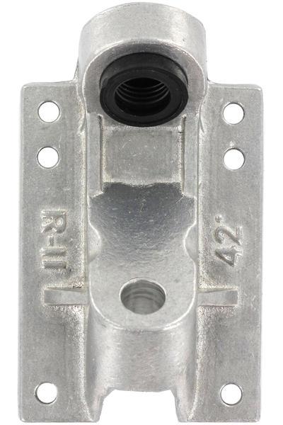 Randal R-II 42° Baseplate (silver)