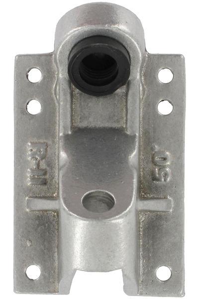 Randal R-II 50° Baseplate (silver)