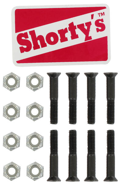 "Shortys 1 1/8"" Bolt Pack Flathead (countersunk) cross slot"
